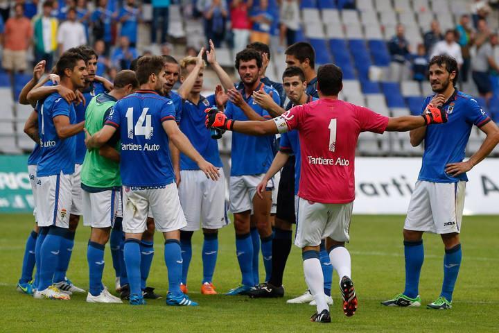 El Real Oviedo tiene un objetivo en el Real Madrid para su frente de ataque